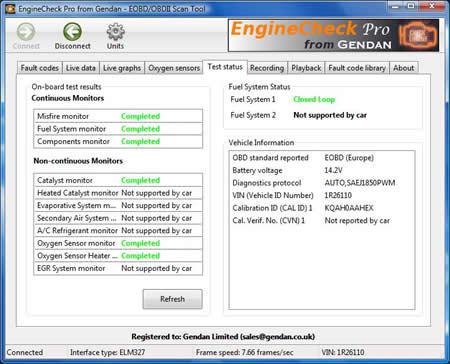 GENDAN EOBD DRIVER FOR PC